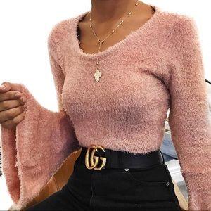 Jack by B.B. Dakota bell sleeve sweater